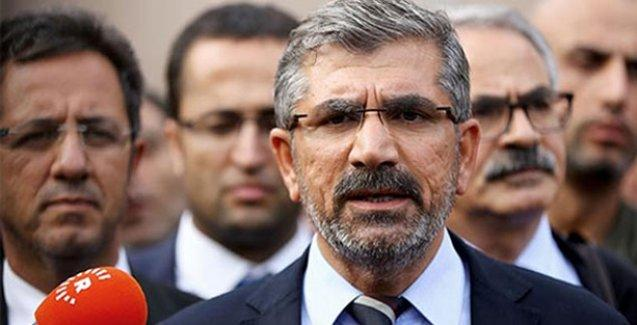 Tahir Elçi'nin gözaltına alınması Meclise taşındı