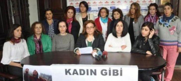 Kadınlardan Hacıosmanoğlu'na: Kadın düşmanı dilinizi kadınların üzerinden çekin
