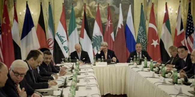 Viyana toplantısında Esad konusunda anlaşma yok