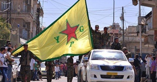 YPG: TSK 2 defa saldırdı ama karşılık vermedik