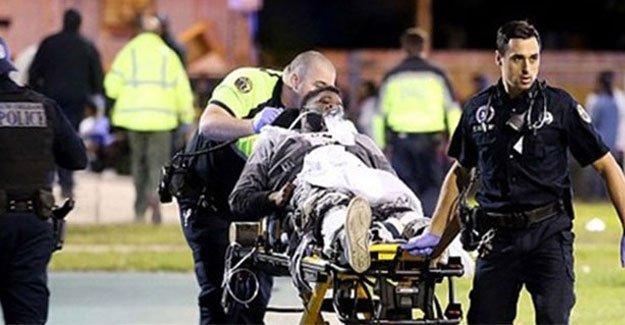 ABD'de silahlı saldırı: 16 yaralı