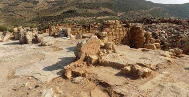 Afrin'de Roma dönemine ait antik köy bulundu