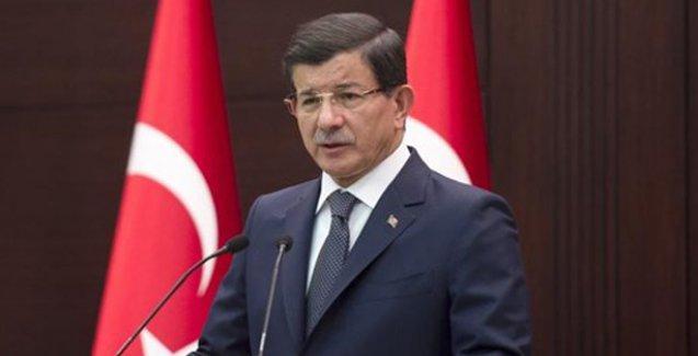 Başbakan Davutoğlu'ndan 'başkanlık sistemi' açıklaması