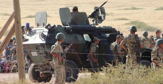 Beytüşşebap'ta 15 günlük özel güvenlik bölgesi ilanı