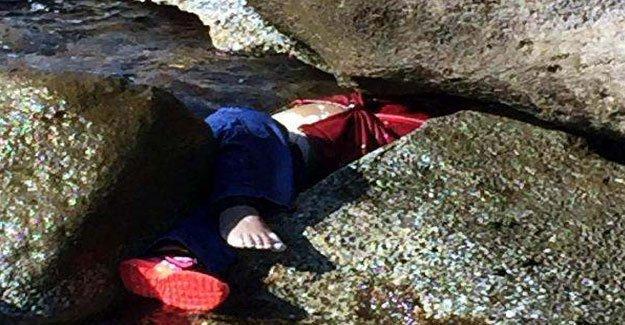 Bodrum'da dört yaşındaki mülteci çocuğun cansız bedeni kıyıya vurdu