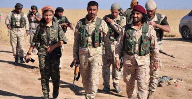 Demokratik Suriye Güçleri'nin Haseke'ye ilerleyişi sürüyor
