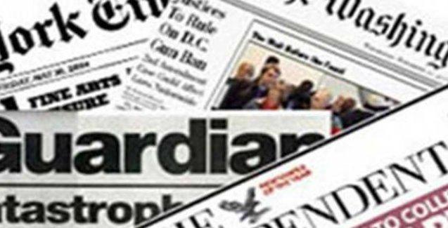 Dünya basınında Türkiye seçimleri