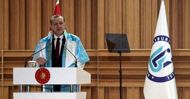 Erdoğan: Bu ülkenin medyası utanç verici bir geçmişe sahip