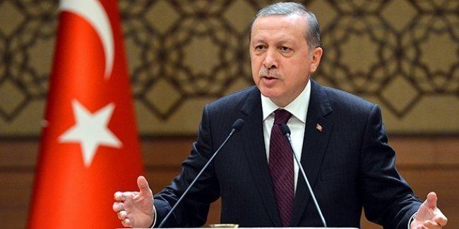 Erdoğan: Rusya ateşle oynuyor