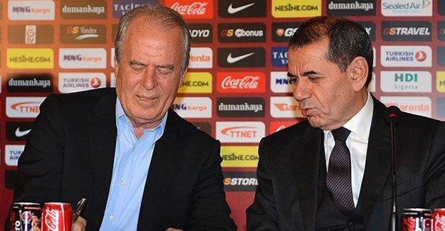 Galatasaray, Mustafa Denizli ile sözleşme imzaladı