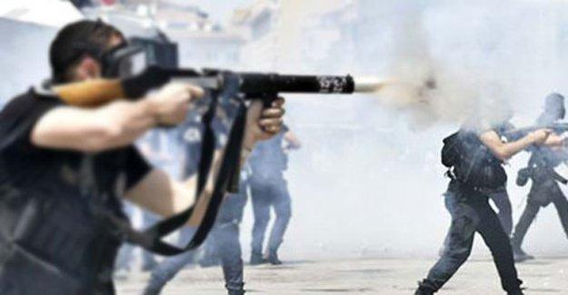 Gaz kapsülüyle gözünden yaralanan Caruş için 15 bin TL tazminat