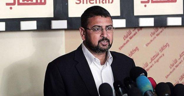 Hamas'tan AKP'ye tebrik mesajı