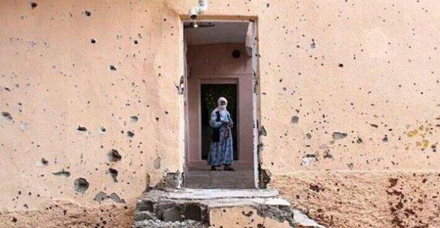 HDP: Silvan'da çok sayıdaki ölü ve yaralı hakkında bilgi alınamıyor