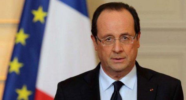 Hollande: ABD, Rusya ve Fransa IŞİD'e karşı koalisyon kuracak