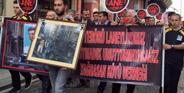 İstanbul'daki sinagog saldırılarında ölenler, düzenlenen törenle anıldı