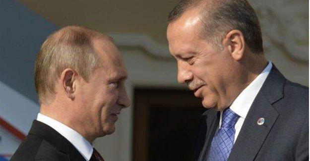 """Erdoğan'dan """"Putin'le görüşme"""" açıklaması"""