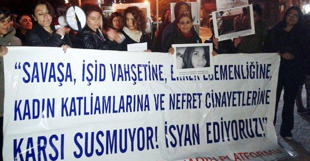 Kadın katillerine 'haksız tahrik, iyi hal, aşırı sevgi, saygın tutum' indirimlerine tepki
