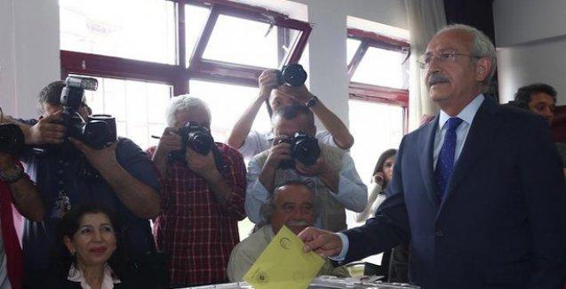 Kılıçdaroğlu: Bu ülkede biz huzur ve refah istiyoruz