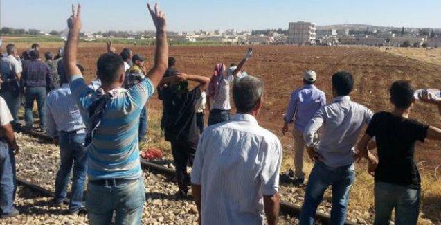 Kobani sınırında ezici çoğunluk HDP dedi