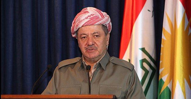 Kürdistan Bölgesel Yönetimi Başkanı Barzani'den Tahir Elçi mesajı