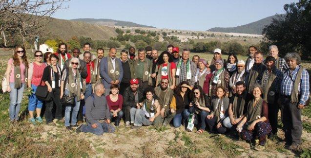 Küresel Çiftçi Hareketi: Filistin ve Yırca aynı kaderi yaşadı