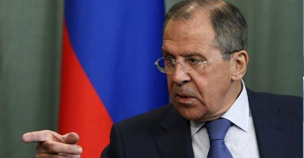 Lavrov: Türkiye'yle ilgili belgelerimizi isteyen ülkelere sunmaya hazırız