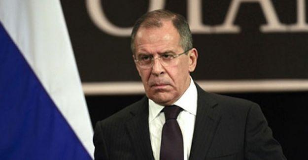 Lavrov: Uçağın düşürülmesi önceden planlanmış bir saldırı