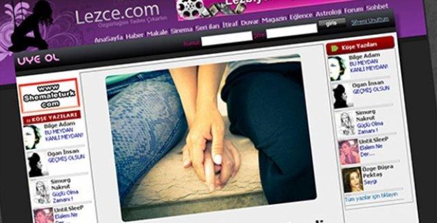 'Lezce isminden tahrik olunuyor' denilerek lezbiyen arkadaşlık sitesi erişime engellendi