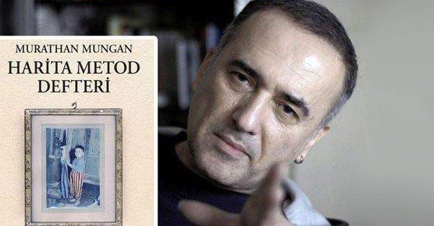 Murathan Mungan'ın  yeni kitabı çıktı: Harita Metod Defteri