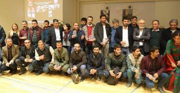 Musa Anter Ödülleri Sahiplerine Verildi
