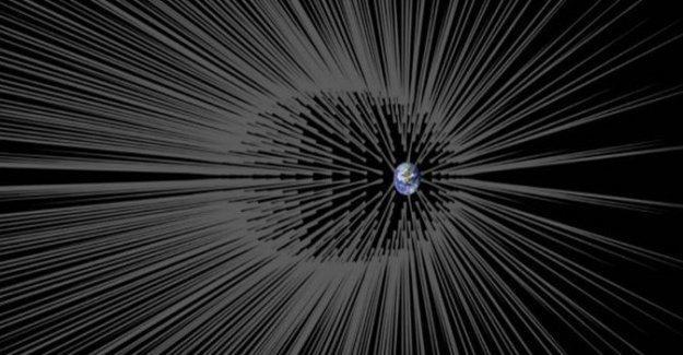 NASA: Gezegenimizde saç teli benzeri karanlık madde olabilir