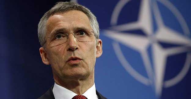 NATO'dan taraflara çağrı: Gerilim düşürülmeli