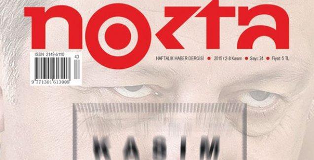Nokta Dergisi genel yayın yönetmeni ve yazı işleri müdürü tutuklandı