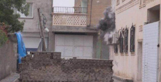 Nusaybin'de iki kişi daha yaralandı
