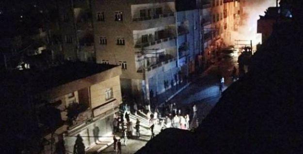 Nusaybin'deki patlamada 1 kişi yaşamını yitirdi