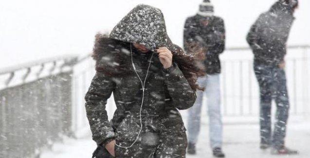 'Pastırma sıcakları' yarın bitiyor, kar yolda