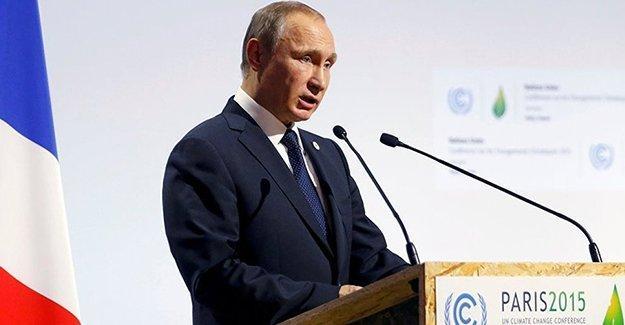 Putin: Türkiye, Rus uçağını yasadışı petrol sevkiyatını yapabilmek için vurdu