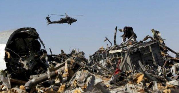 Rus yolcu uçağını 'dış faktörler' düşürdü