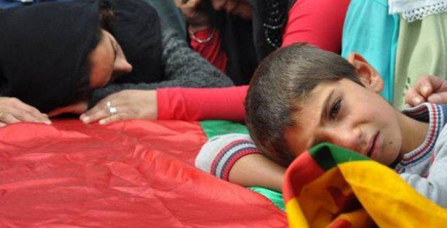 Gezici'nin 7 yaşındaki oğlu: 'Babamı kapının önünde vurdular'