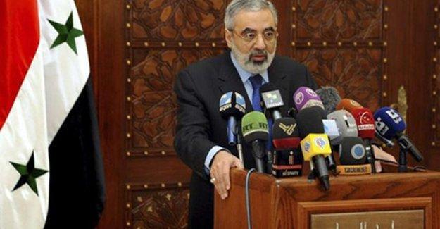 Suriye: Teröristleri destekleyen ülkeler yeni bir suç işledi