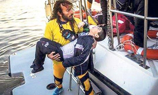 Ege Denizi'nde bot alabora oldu: Süryani ailenin tümü hayatını kaybetti
