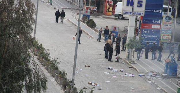 Tahir Elçi eyleminde polis 1 kişiyi öldürdü