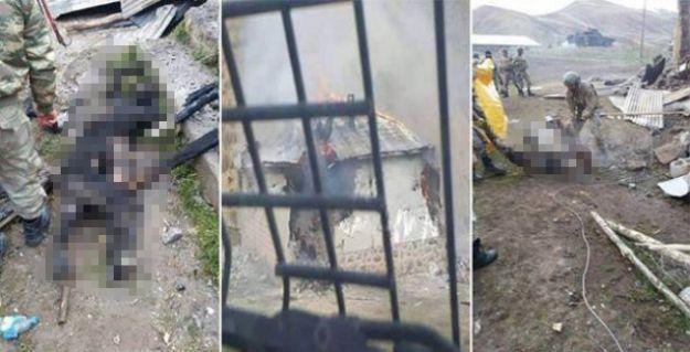 Van'da vahim iddia: Asker cenazeleri yaktı, sürükledi, halay çekti!