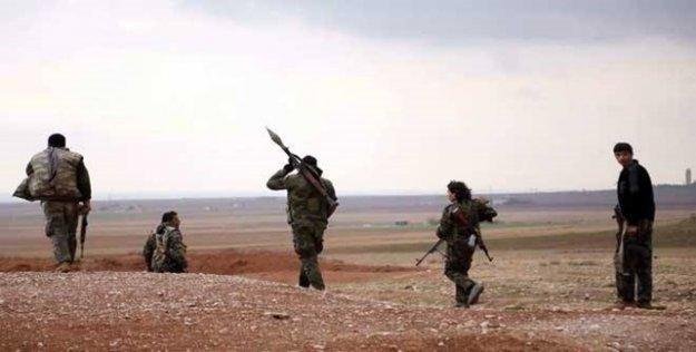 Hol ve Xatuniyê yolu QSD güçlerinin denetimine girdi