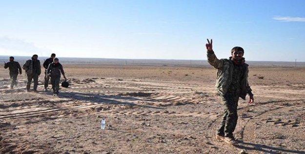 YPG/YPJ öncülüğündeki QSD, Hol kasabasını kontrol altına aldı