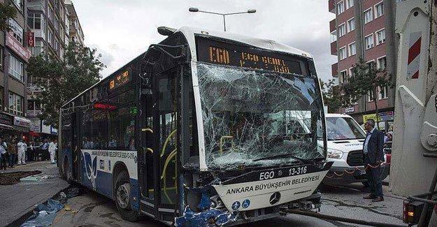 12 kişinin öldüğü otobüs kazasında şoför için istenen ceza belli oldu