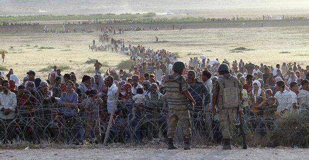 Af Örgütü: Türkiye mültecileri savaş alanlarına dönmeye zorluyor