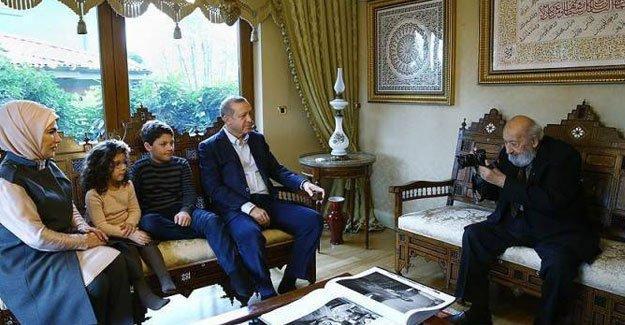 Ara Güler'in Erdoğan'lı fotoğraflarına tepki