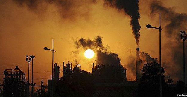'Atmosfere karbon salımında bu yıl tarihi düşüş yaşanacak'