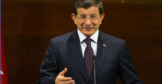 Davutoğlu vizesiz Avrupa için takvimi açıkladı